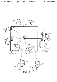 Sample Object Detection Patent